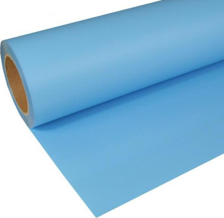 Folie termotransfer Stahls Cad-Cut Flock ice blue 310