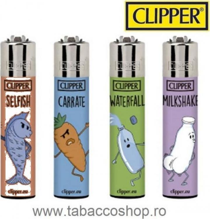 Bricheta Clipper Large Funny Humor