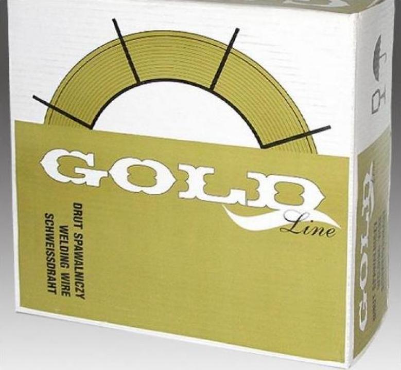 Sarma sudura Gold SG2, d=0,8, rola 15 kg