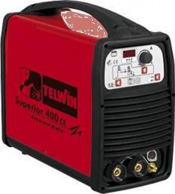Aparate de sudura Telwin invertor Superior 400 CE