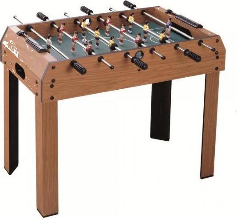 Joc fotbal de masa cu toate accesoriile 94x51x72cm 2031